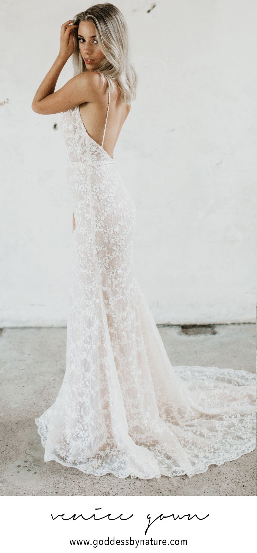 Venice gown from the  Goddess By Nature Timeless Classic