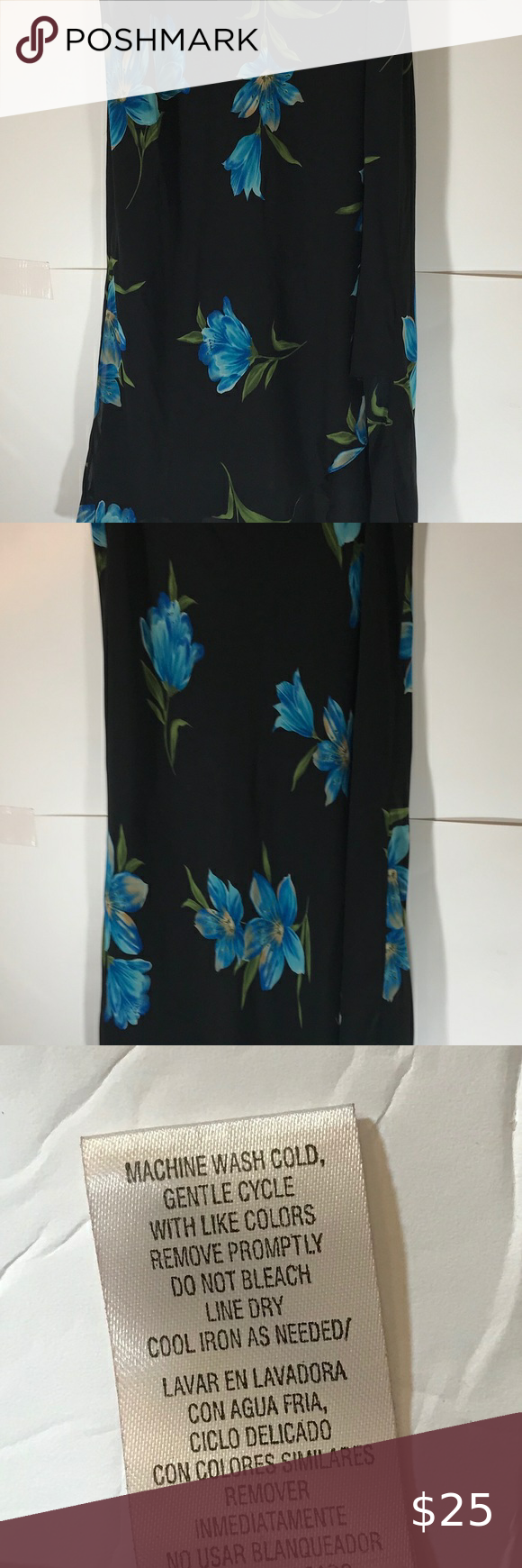 Cato Black Skirt With Turquoise And Green Flowers Plaid Pleated Mini Skirt Printed Long Skirt Red Dress Party