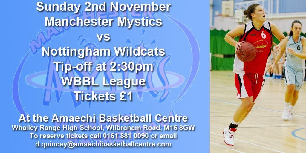 Manchester Mystics Mcr Mystics Twitter Manchester Mystic Nottingham