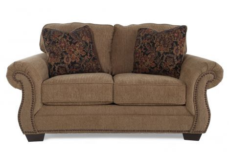 Miraculous Ash 2580035 Ashley Wynndale Loveseat Mathis Brothers Pdpeps Interior Chair Design Pdpepsorg