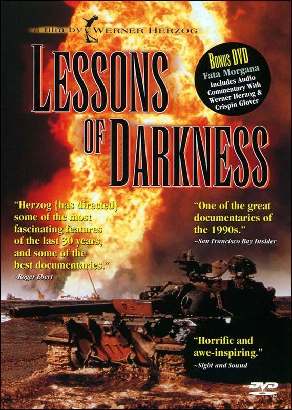 Lecciones de oscuridad - Werner Herzog (1992) Documental.