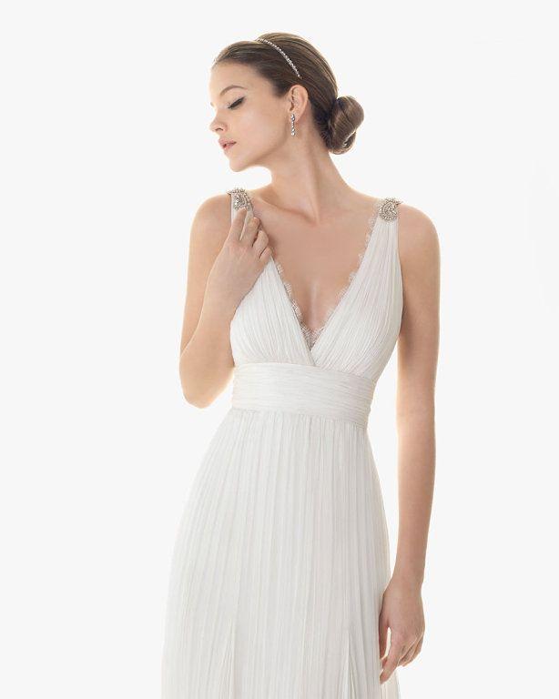 Vestidos griegos para una boda
