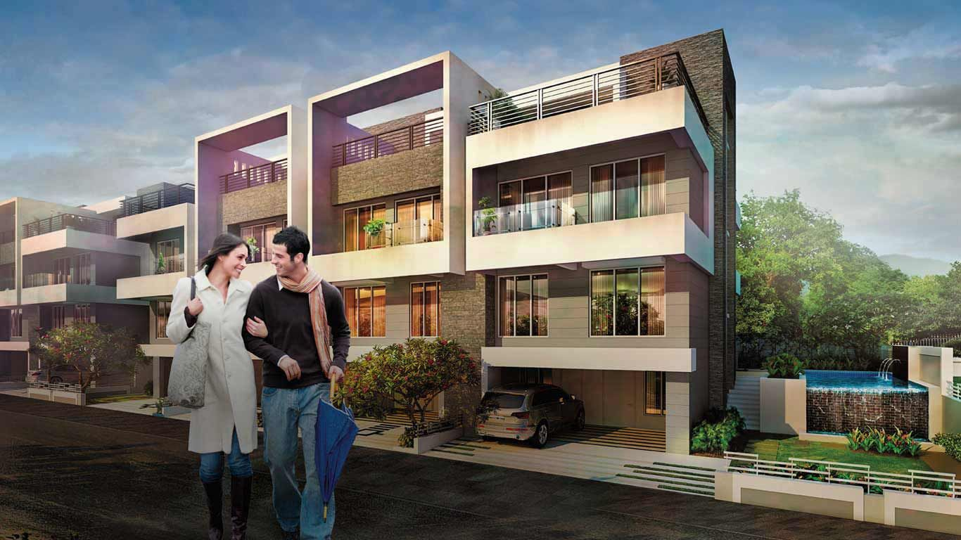 Luxurious Property in Lonavala Villas and Row Houses for