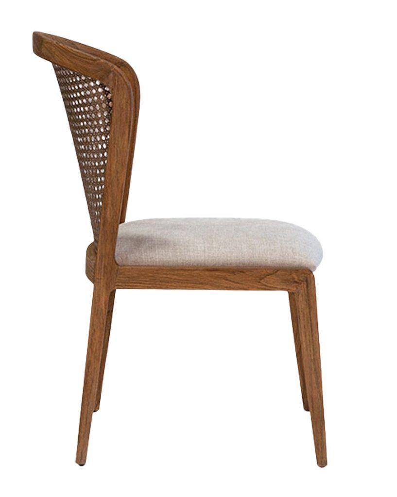 Irma Chair Walnut With Images Teak Dining Chairs Walnut
