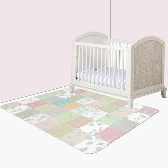 Toddler Rug Nursery Floor Mat Decor Dorm Large Playroom Rugs