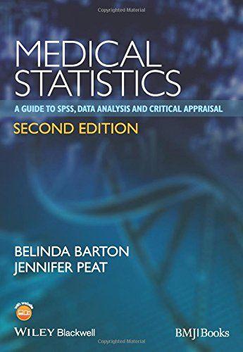 Medical Statistics 2nd Edition Data Analysis Medical Textbooks Analysis