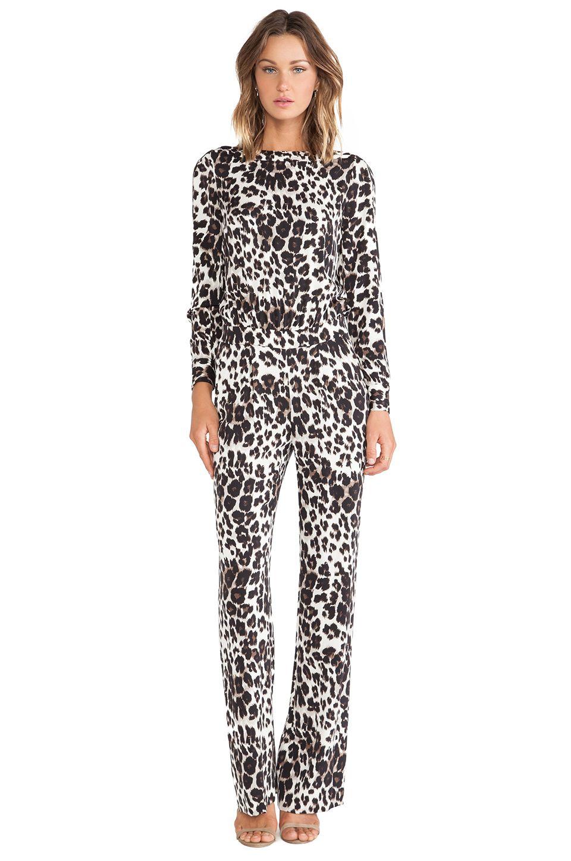 Diane Von Furstenberg Cynthia Jumpsuit REVOLVE clothing  Just