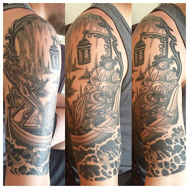 Tattoo dante Family Owned