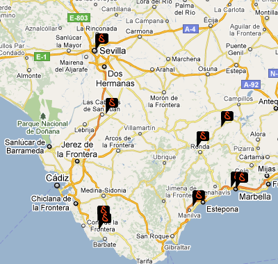 Southern Spain Hotels And Travel Itinerary