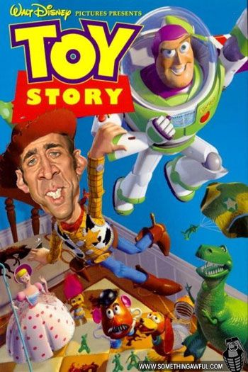 Nicolas Cage Photoshop Google Search With Images Toy Story