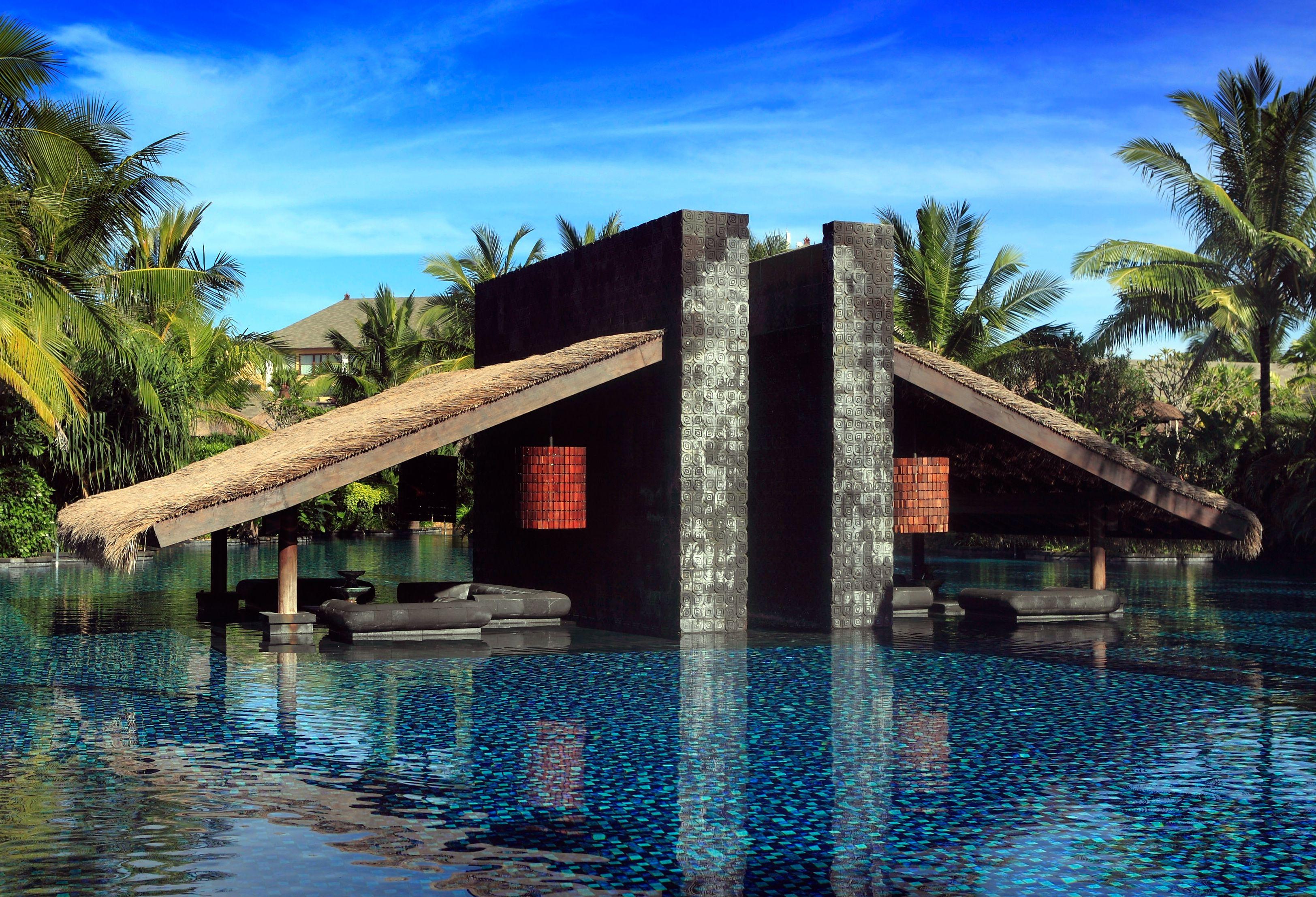 Saint Regis Bali Resort Designed Bensley Bill