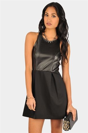 Dont You Worry Dress - Black