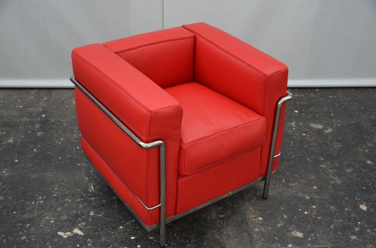 Cassina Sessel Lc 2 Designermöbel Frankfurt Sessel Bequeme Sessel Möbeldesign