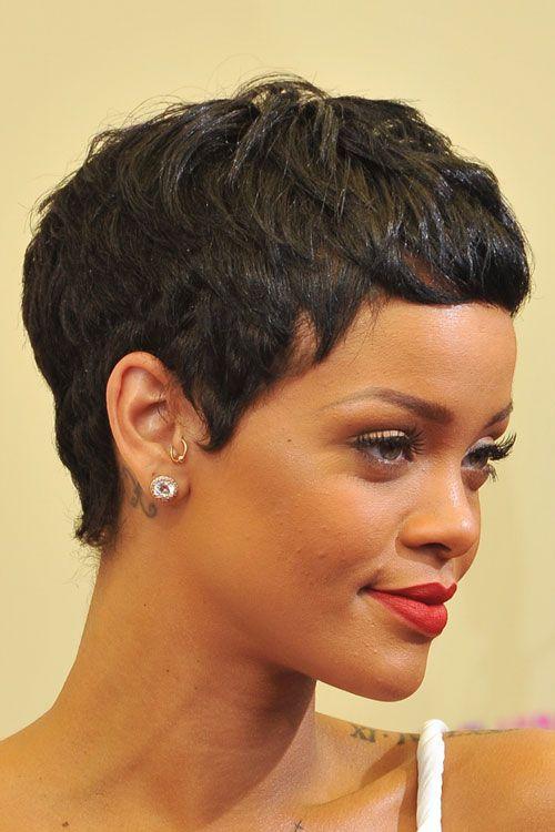 Rihanna's Trendsetting Hairstyles 2010 | Hair styles ... |Dope Rihanna Haircuts