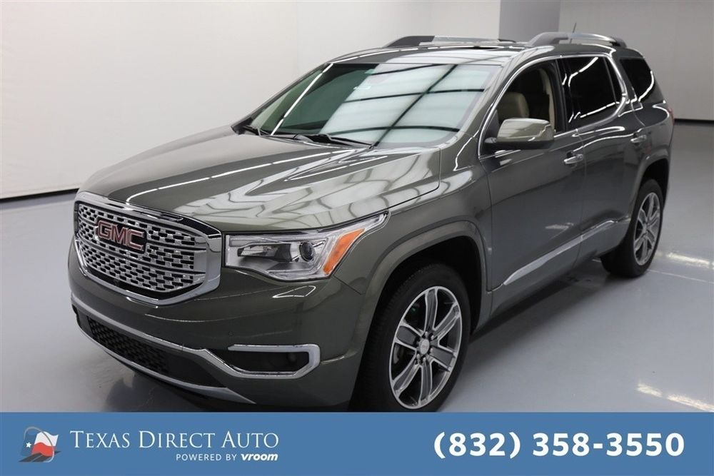 For Sale 2017 Gmc Acadia Denali Texas Direct Auto 2017 Denali