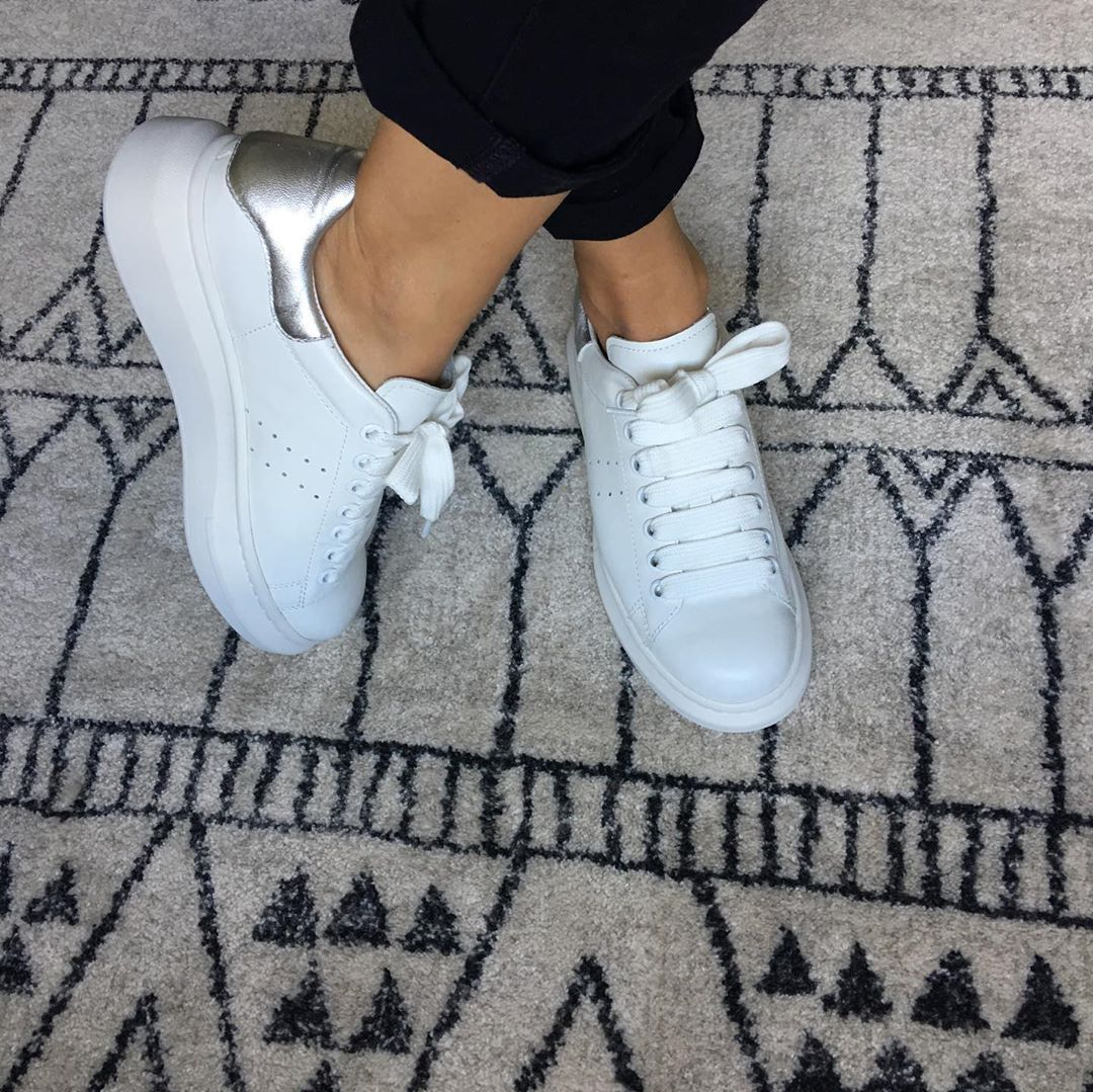 alexander mcqueen white sneakers dupe