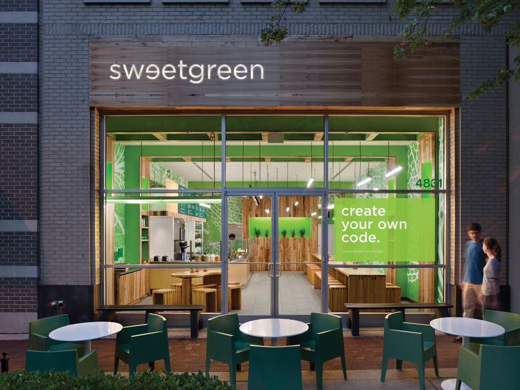 Inspiring healthier communities health fast food