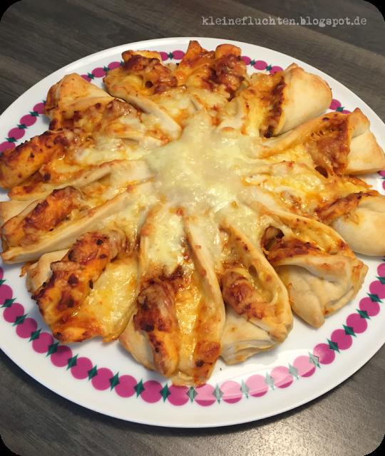 Freitagspizza (kleine fluchten)