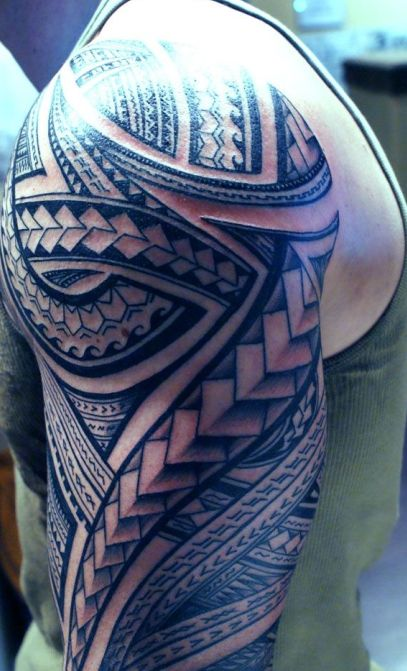 Cherokee Tribal Tattoo