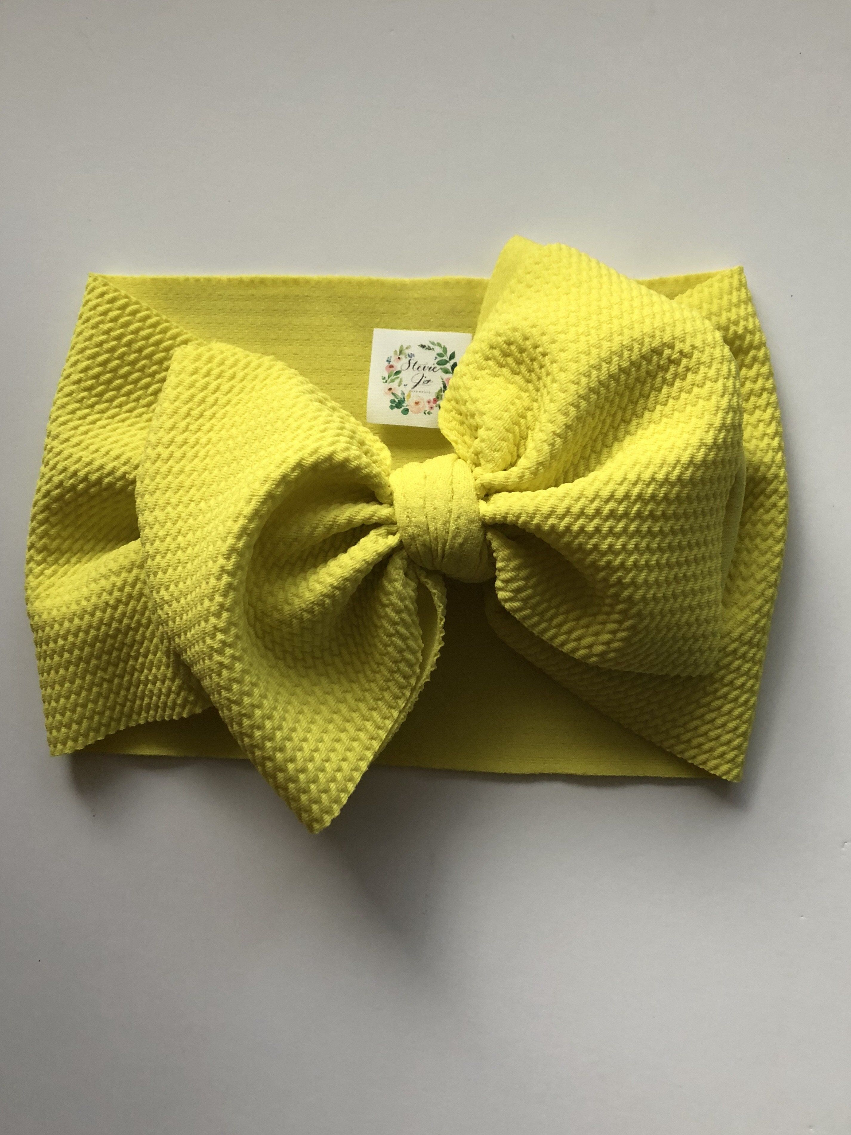 Neon Yellow Chandler Headwraps Pinterest Baby Wraps And Baby