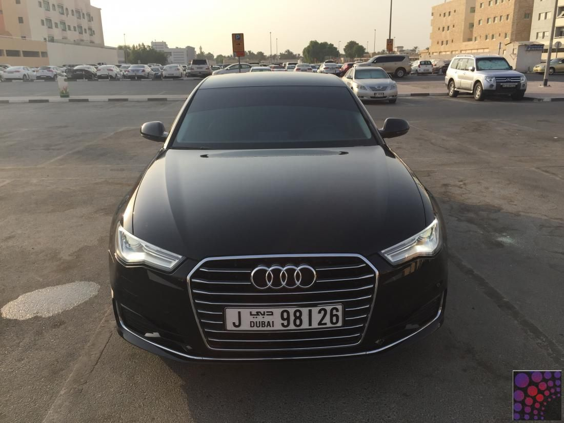 Audi A6 Rent A Car in Dubai Audi a6, Audi, Dubai