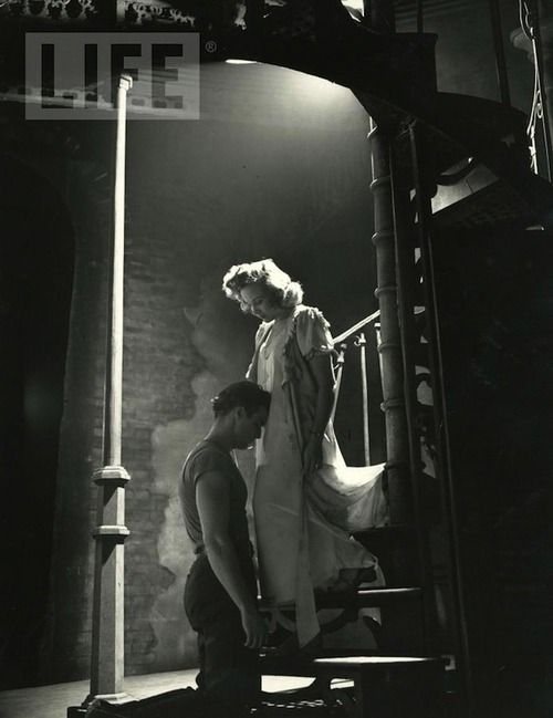 'A streetcar named desire' Tennessee Williams directed by Elia Kazan
