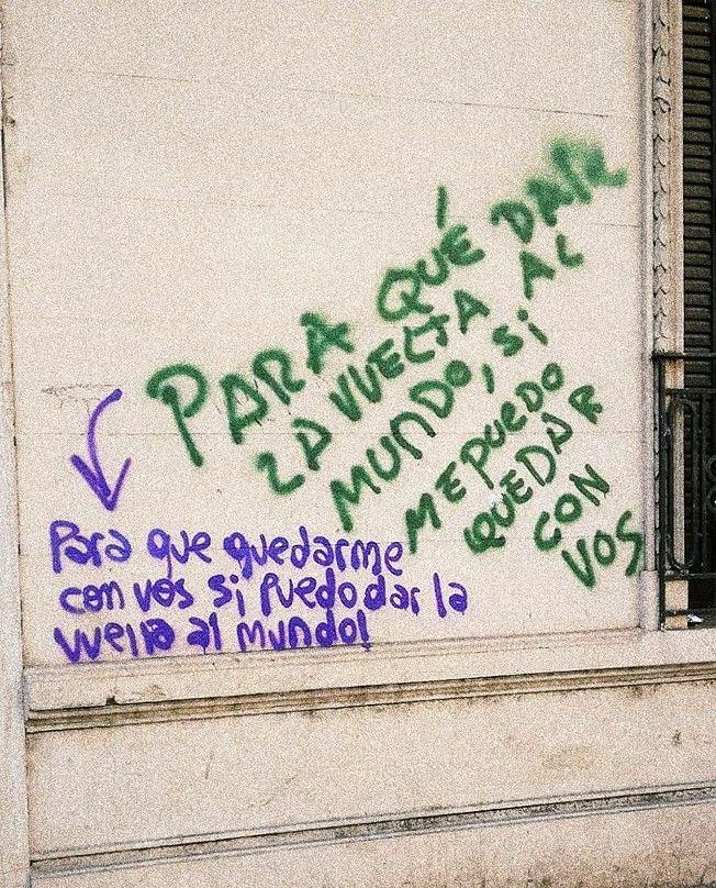 Rosario Santa Fe Grafitis Frases Callejeros Frases Frases