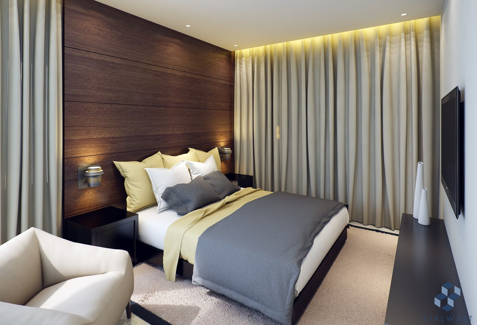 Master bedroom jacuzzi designs  Master Bedroom  House Elba  Interior Design Inspirations