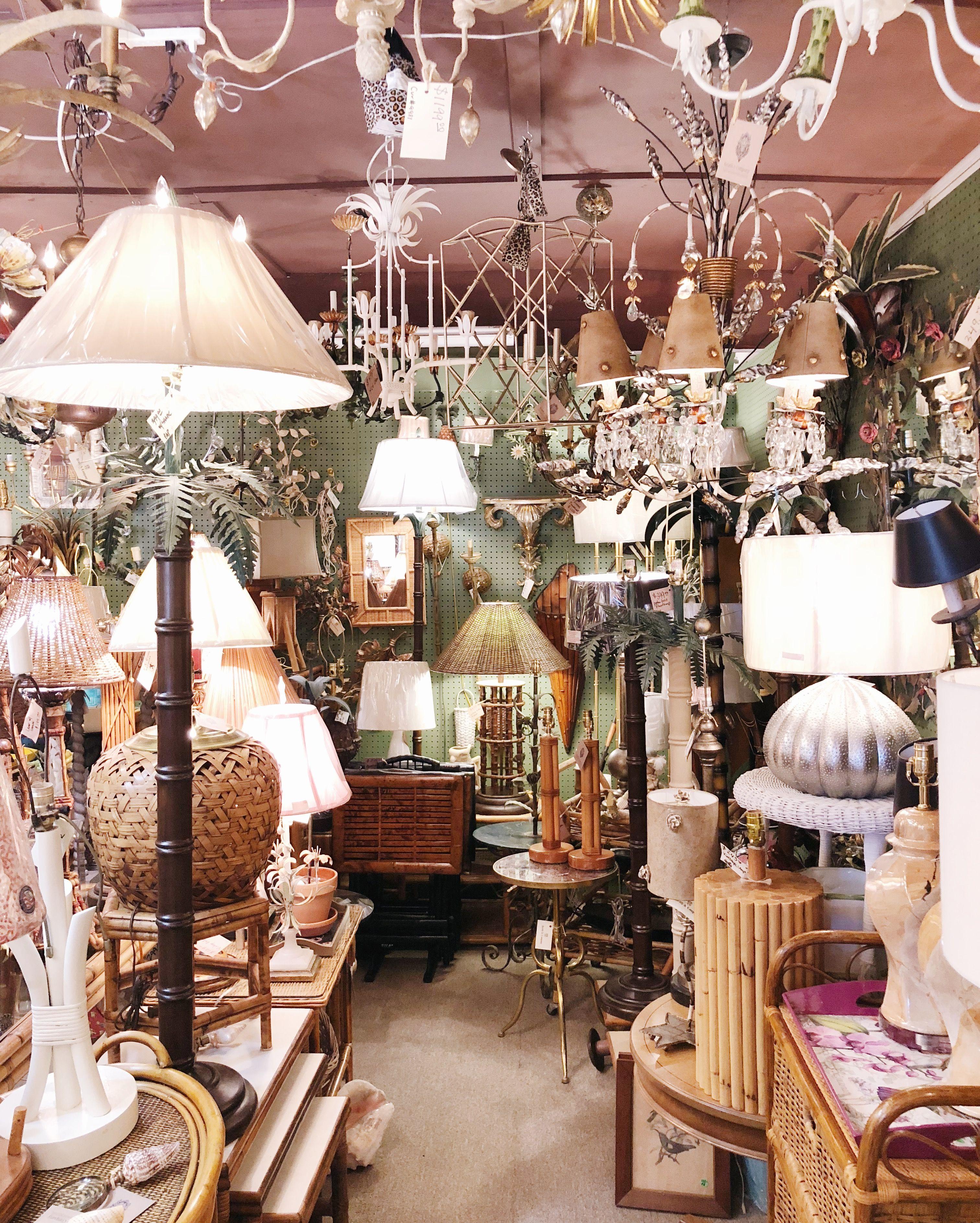 Vintage Shopping In Palm Beach Palm Beach Decor Beach Chic