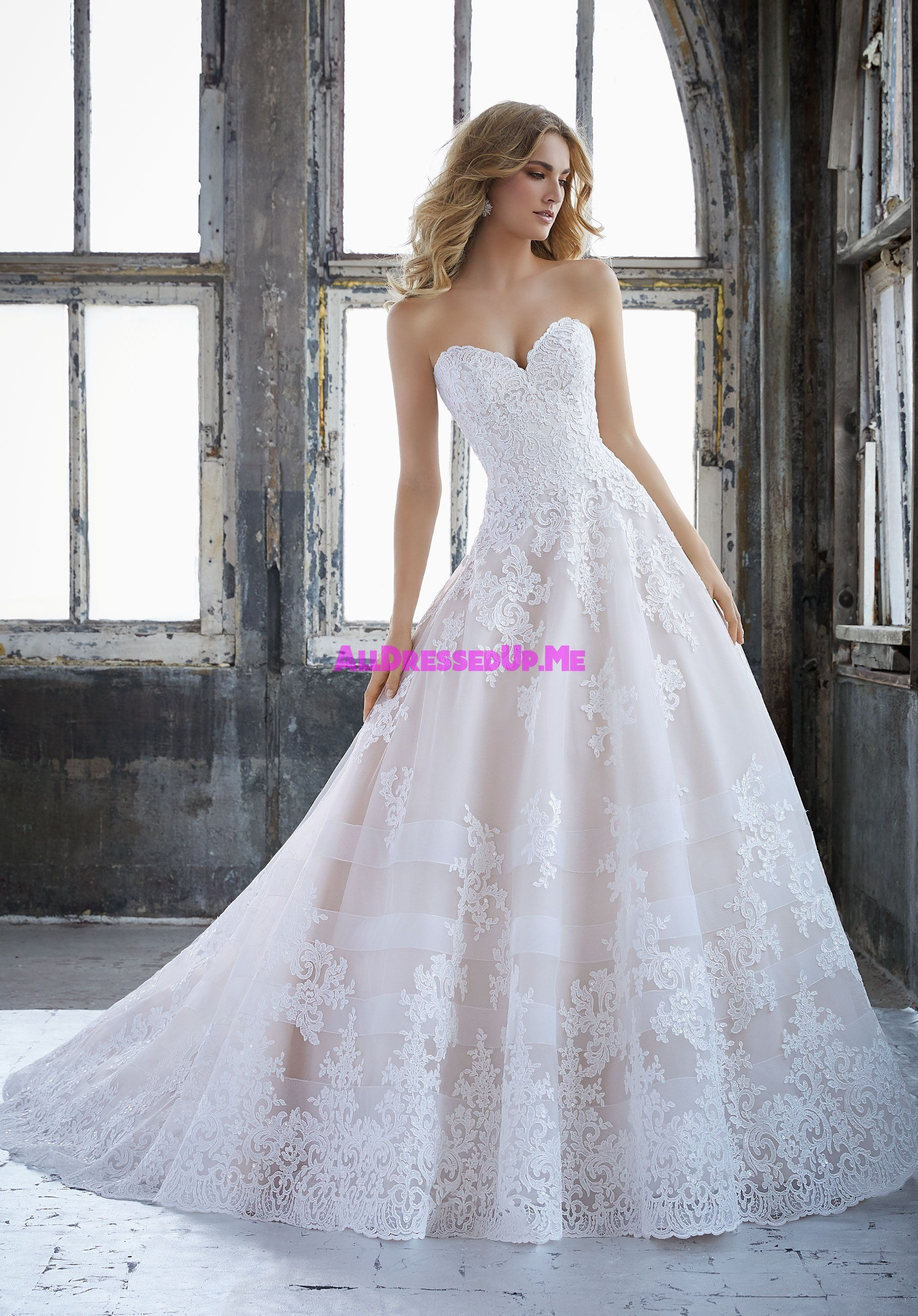 Morilee - 8211 - Kimberley - All Dressed Up, Bridal Gown | Bridal ...
