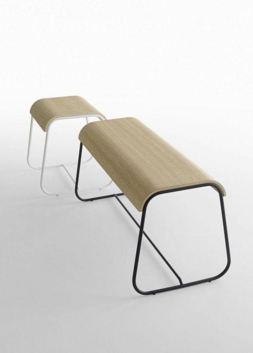 Сrassevig   Lineo B - bench   Guggenbichler Design (2015)