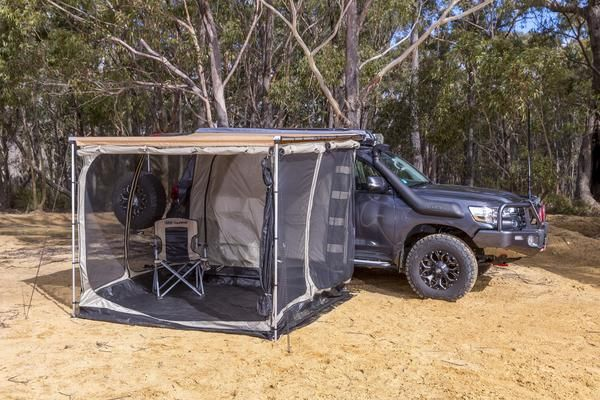 Arb Deluxe Awning Room With Floor Tent Awning Caravan Awnings Awning