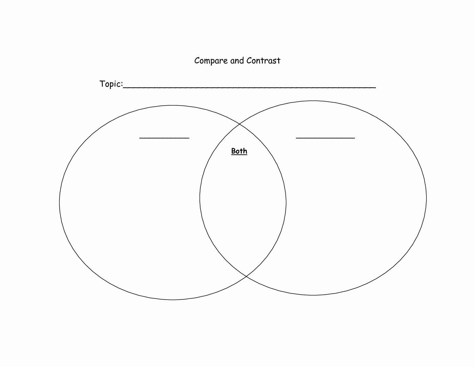 Venn Diagram Template Doc Best Of Venn Diagram Templates Venn Diagram Template Doc Thefreedl Venn Diagram Template Venn Diagram Diagram