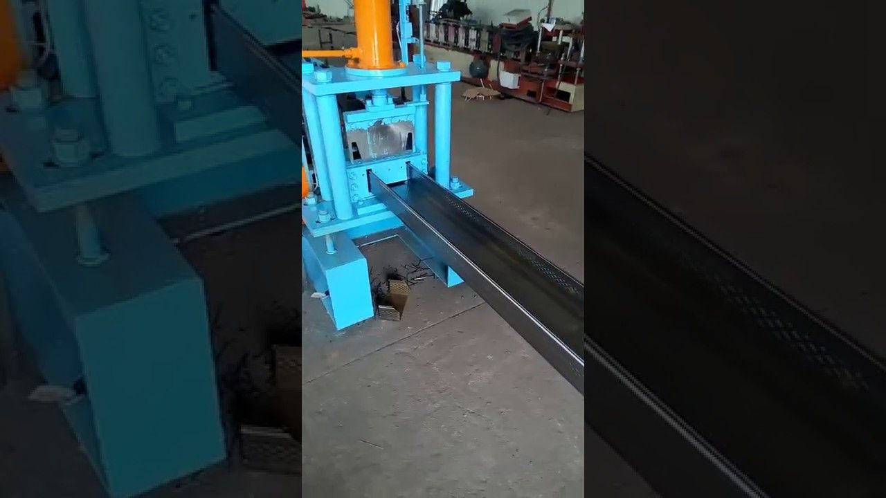 Wireway Machine Machine Design Machine Cable Tray