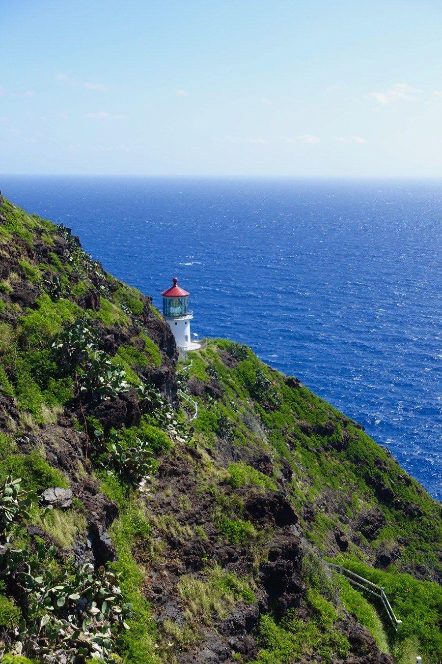 Makapu'u Lighthouse Hike and Tidepools - Oahu, Hawaii ...