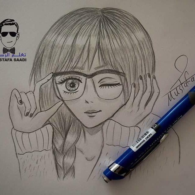 تعلم طريقة رسم الانمي كيف ترسم وجه فيجيتا من انمي دراغون بول كيفية Art Humanoid Sketch Crafts