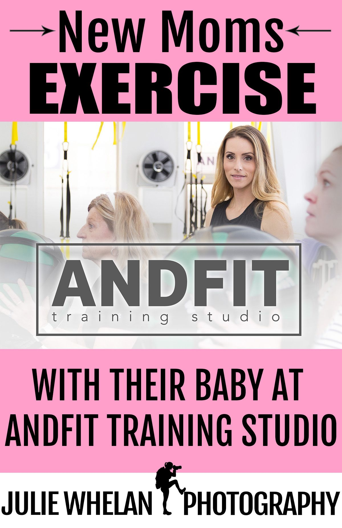 Exercise With Your Baby In London Ontario Andfit Training Studio