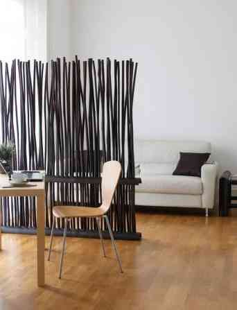 12 Coolest Room Dividers Bamboo Room Divider Fabric Room