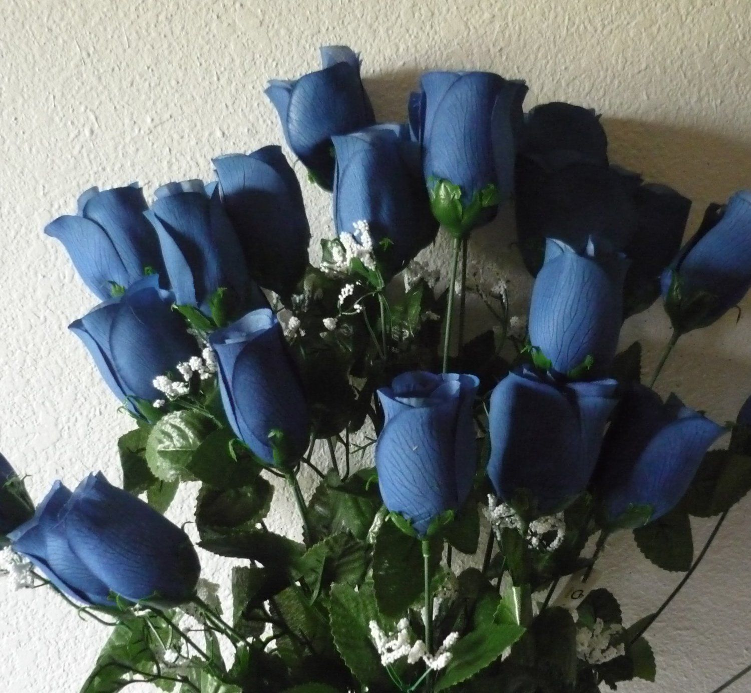 Royal Blue Rose Bud Flower Bush 23' ** Details can be found by clicking on the…