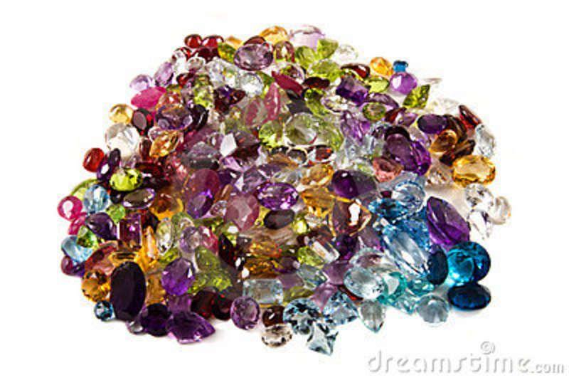 Garnet Crystal Tourmaline Gemstone Bird Necklace Raw Crystal Birthstone Aqua Marine Apatite Peridot
