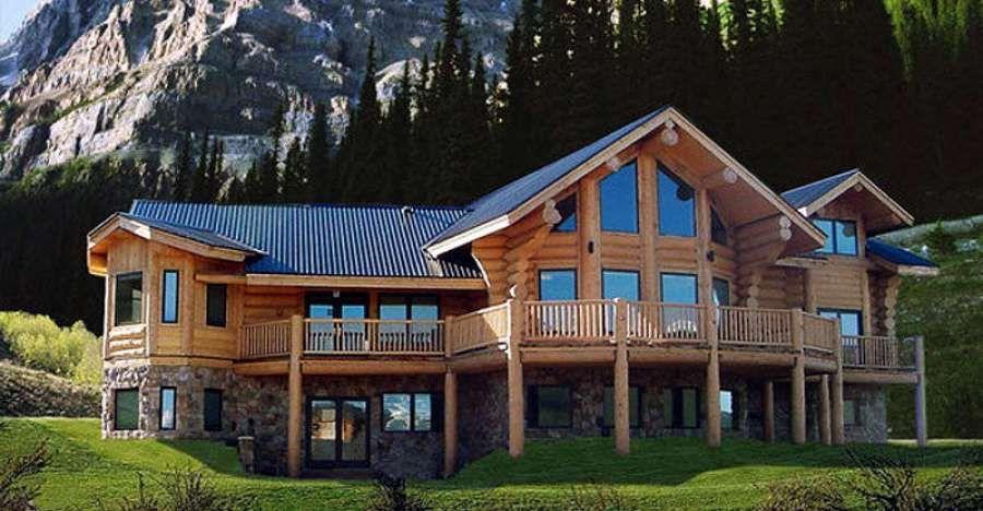 Peco Log Homes Log Cabin Builder British Columbia Canada Log Home Builders Log Homes My Dream Home