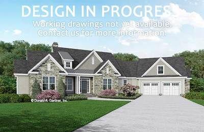 House Plans The Thurston Home Plan 1463
