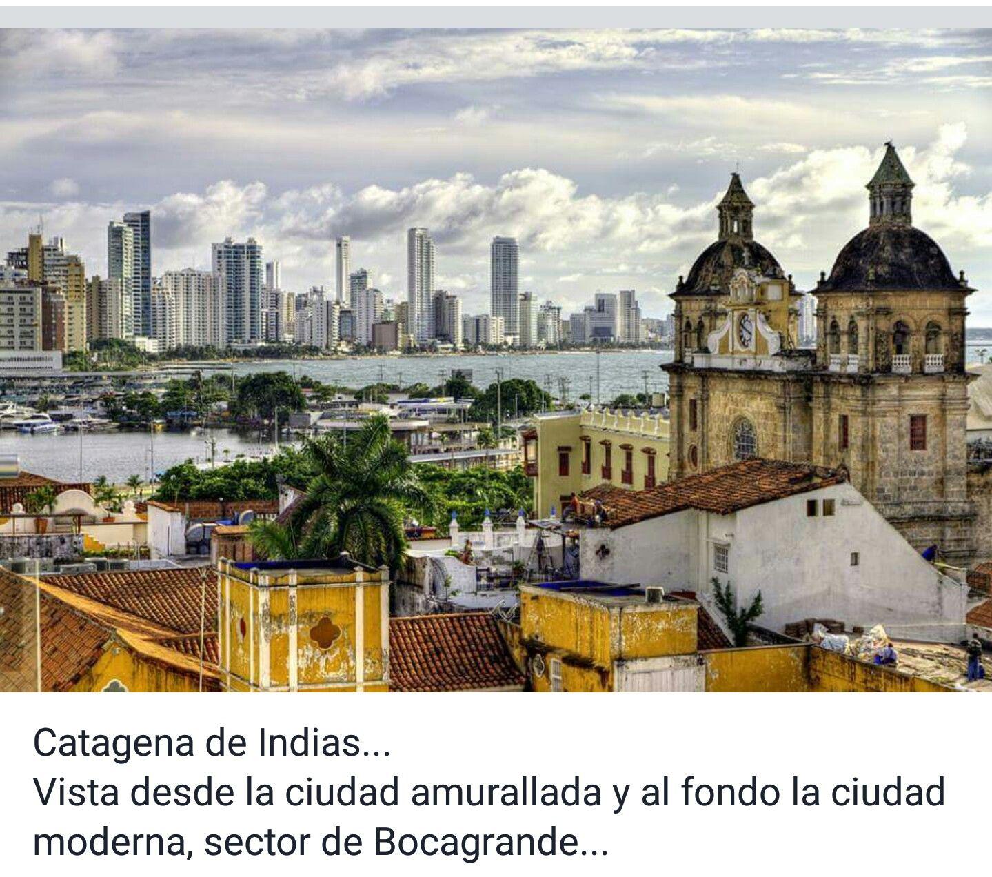 Cartagena de Indias..