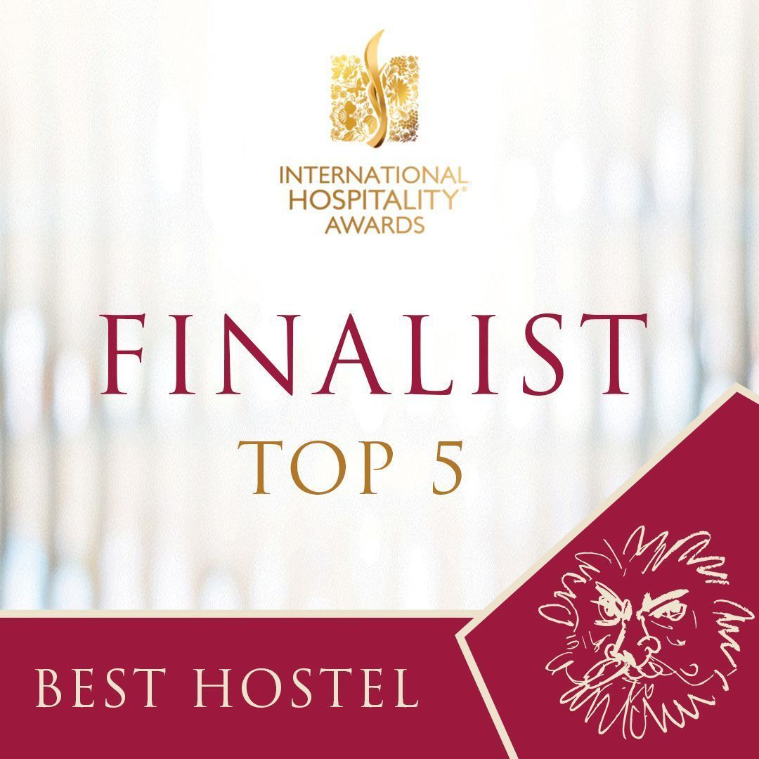 We are Finalists! 🤫 We are at The Top 5⃣ of the Interntional Hospitality Awards 2⃣0⃣1⃣9⃣ in category BEST HOSTEL! 🧳The only one from 🇸🇰 Cheers 🥂 • • • • • #InternationalHospitalityAwards #internationalhospitalityaward2019 #HospitalityAwards #HospitalityAwards2019 #slovakia #slovakiatravel #instaslovakia #pureslovakia #bratislava #bratislavacity #bratislava_ #bratislavaslovakia #bratislavagirl #visitbratislava #nominee #hospitality #hospitalitylife #grateful #finalist