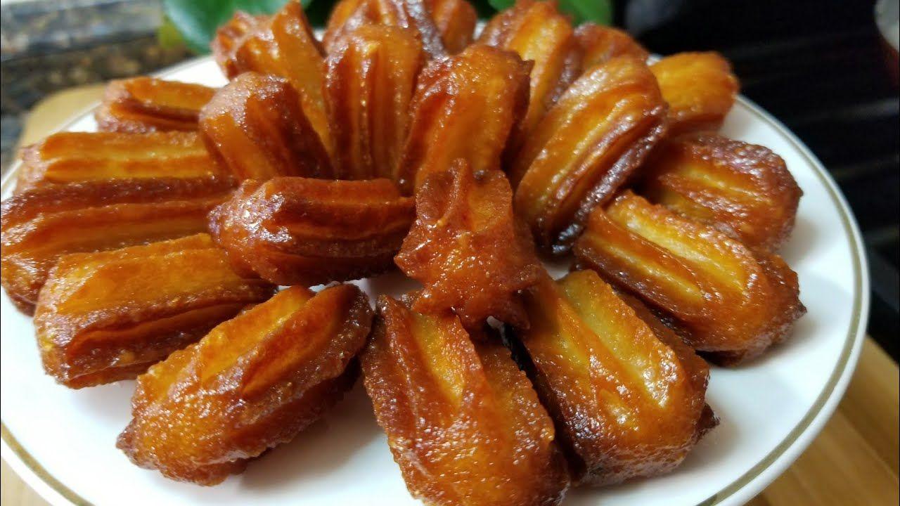 بلح الشام الطرمبه اليمنيه بطريقه سهله وسر الطعم المميز Food Bacon Sausage