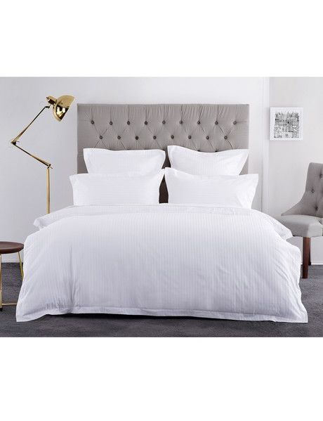 Linen House Luxury Hotel Collection Baltimore Duvet Cover Set