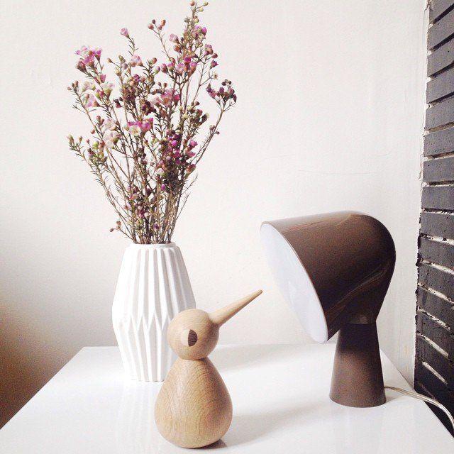 Un intérieur fleuri @helloblogzine
