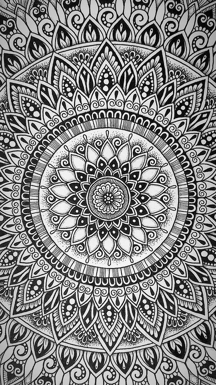 最新のHD曼荼羅 壁紙 Iphone - 最高の花の畫像
