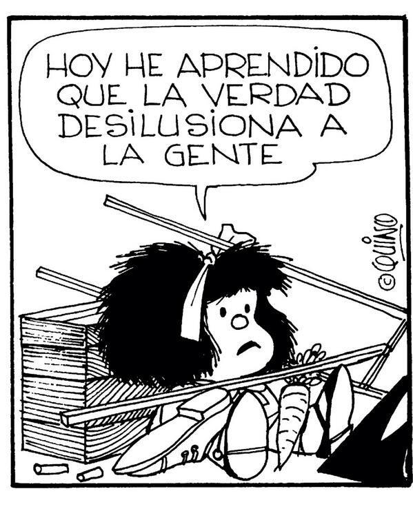 Mafalda Quino Mafalda Mafalda Pensando En Ti Frases