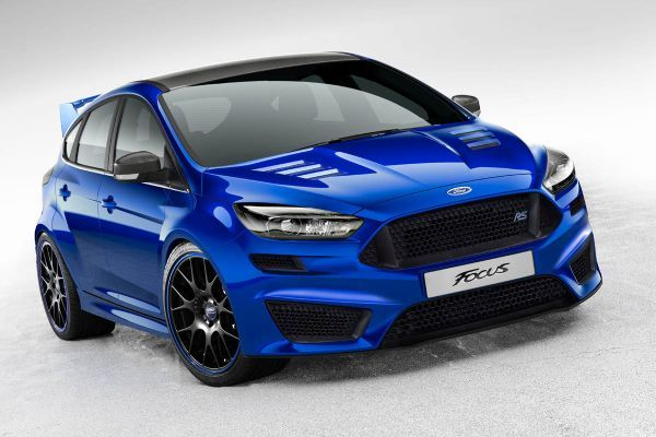 2017 Ford Focus Rs Great Speed Excellent Looks And Tough